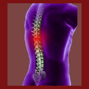 Facet joint middle back pain