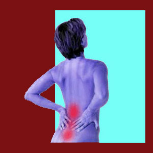 Facet Joint Pain Standing
