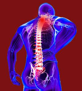 Neck Flexion Facet Joint Pain